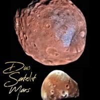 Phobos & Deimos, Pengiring Mars di Tata Surya