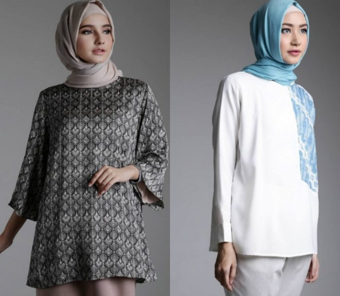 Model Baju Hijab Terbaru - langkung.com