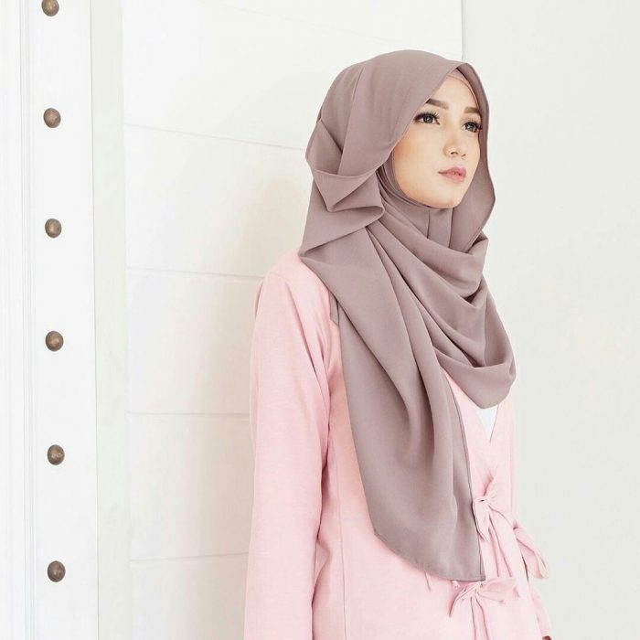 Model Hijab Syar'i Pesta - langkung.com