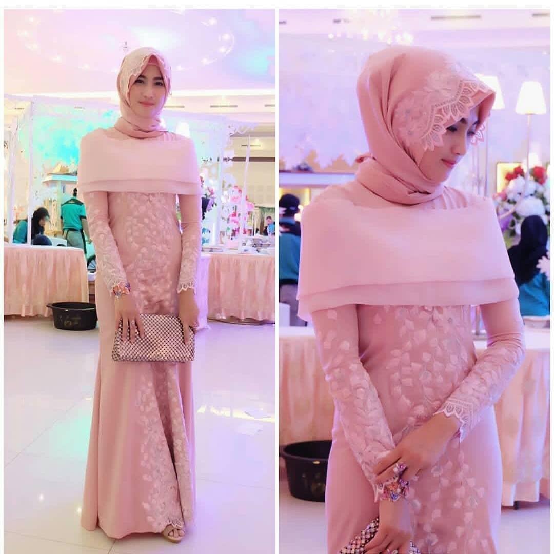 Model Kebaya 2019 Hijab - langkung.com