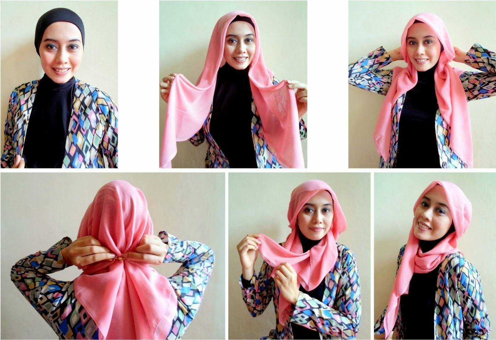 Model Hijab Pashmina - langkung.com