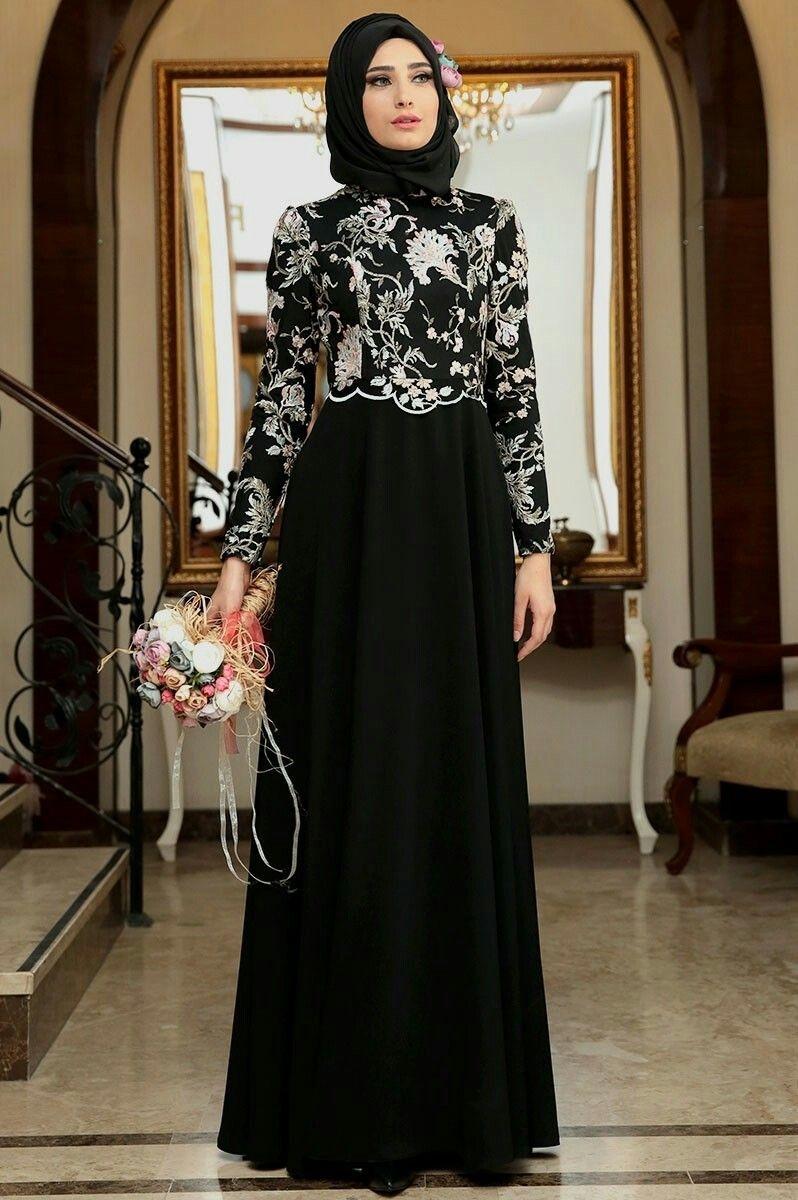 Gamis Modern Elegant