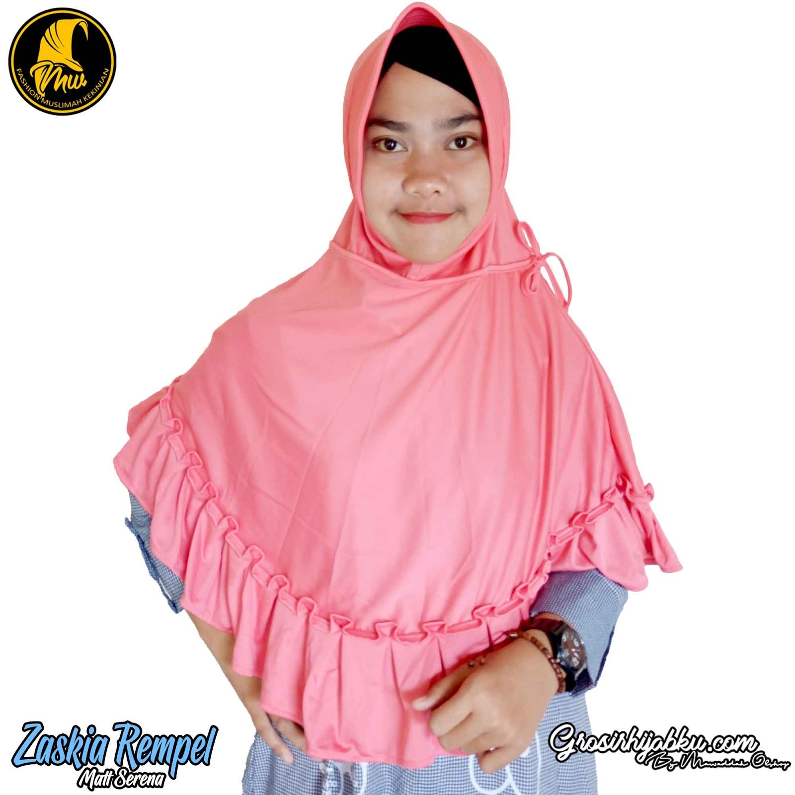 Model Hijab Instan - langkung.com
