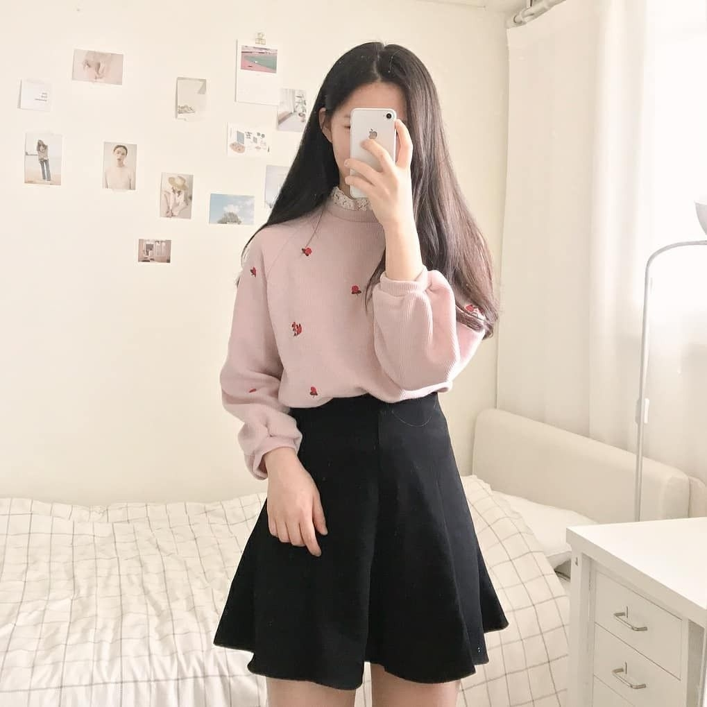 korean fashiondate outfit oliwiasierotnik daydream
