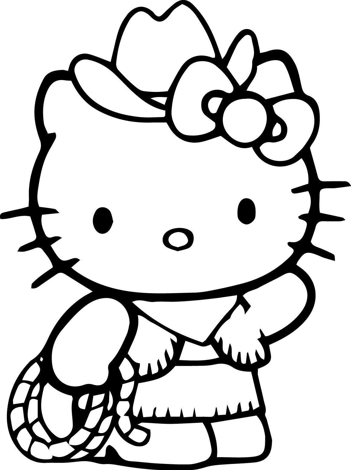 nice hello kitty coloring pages check more at http