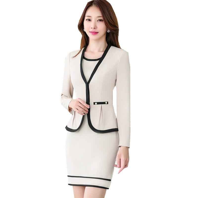 aliexpress buy fmasuth office dress set uniform full