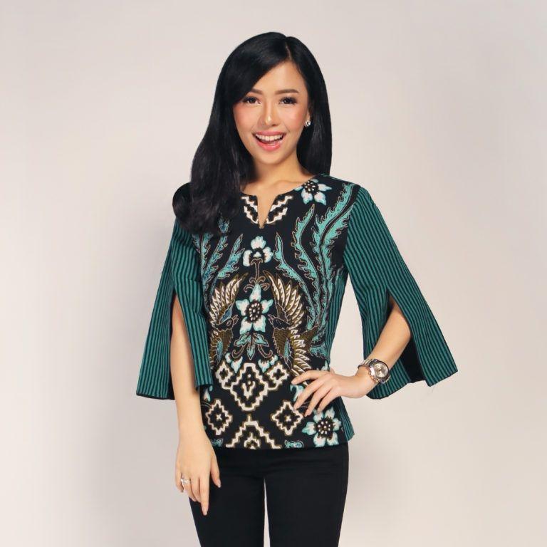 batik kultur baju kain batik tulis dea valencia di 2020