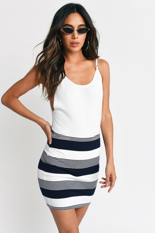 cute navy skirt high waisted skirt blue skirt navy