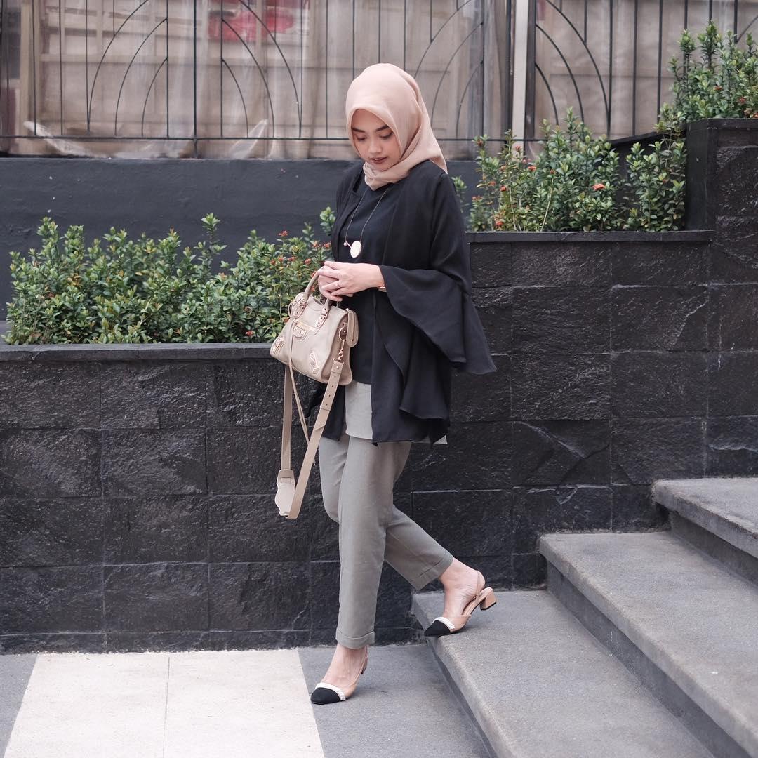 gambar hijab style ootd terbaru styleala