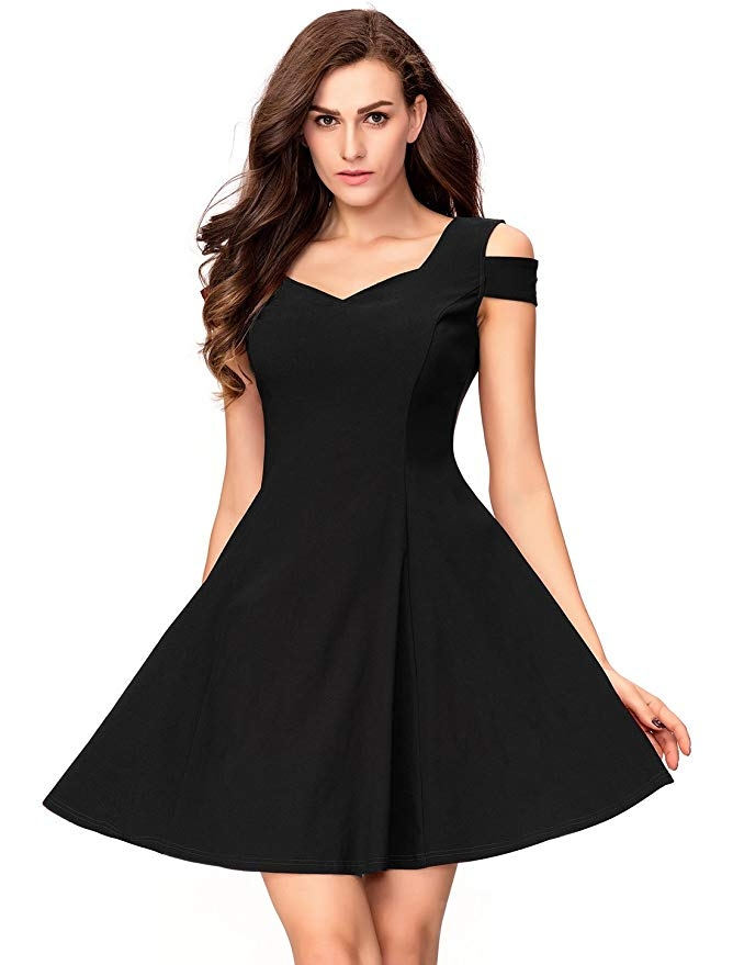 little black dress 2019 latest trend fashion