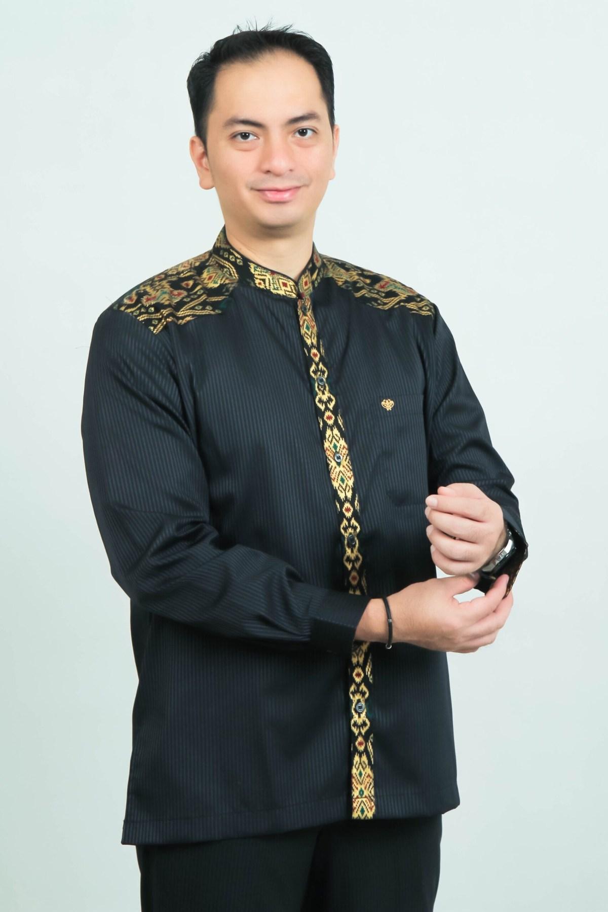 model baju batik pria ferguson ananta batik