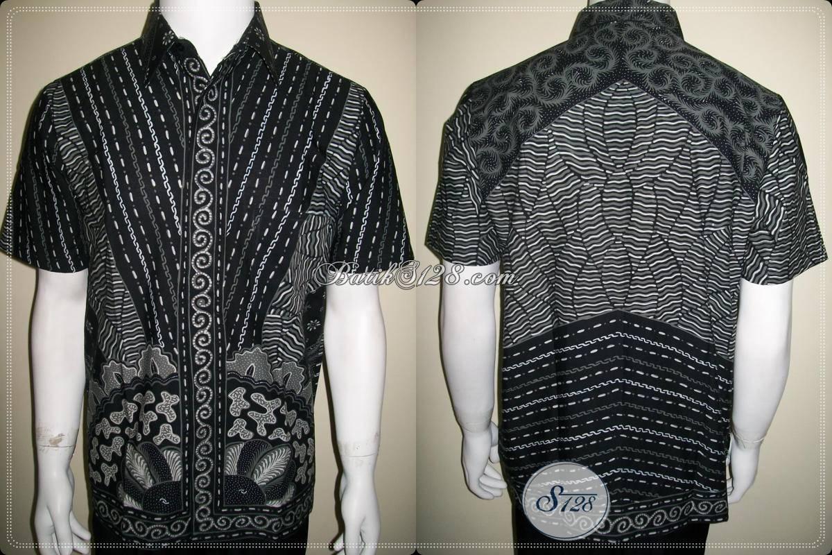 model baju batik pria modern 2021 ananta batik