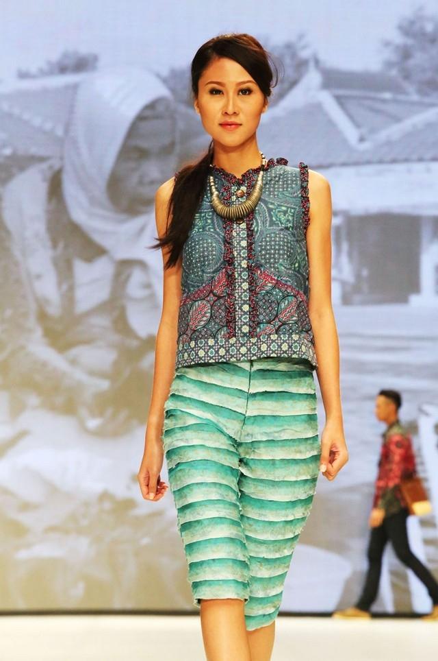 model baju batik wanita modern terbaru batik tulis indonesia