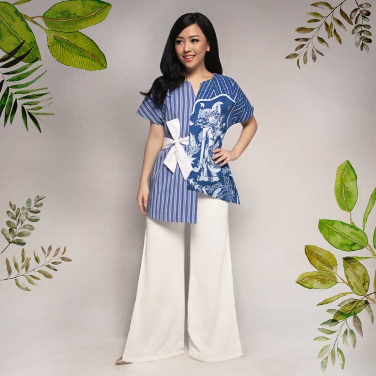 model baju formal wanita terbaru kumpulan model kemeja