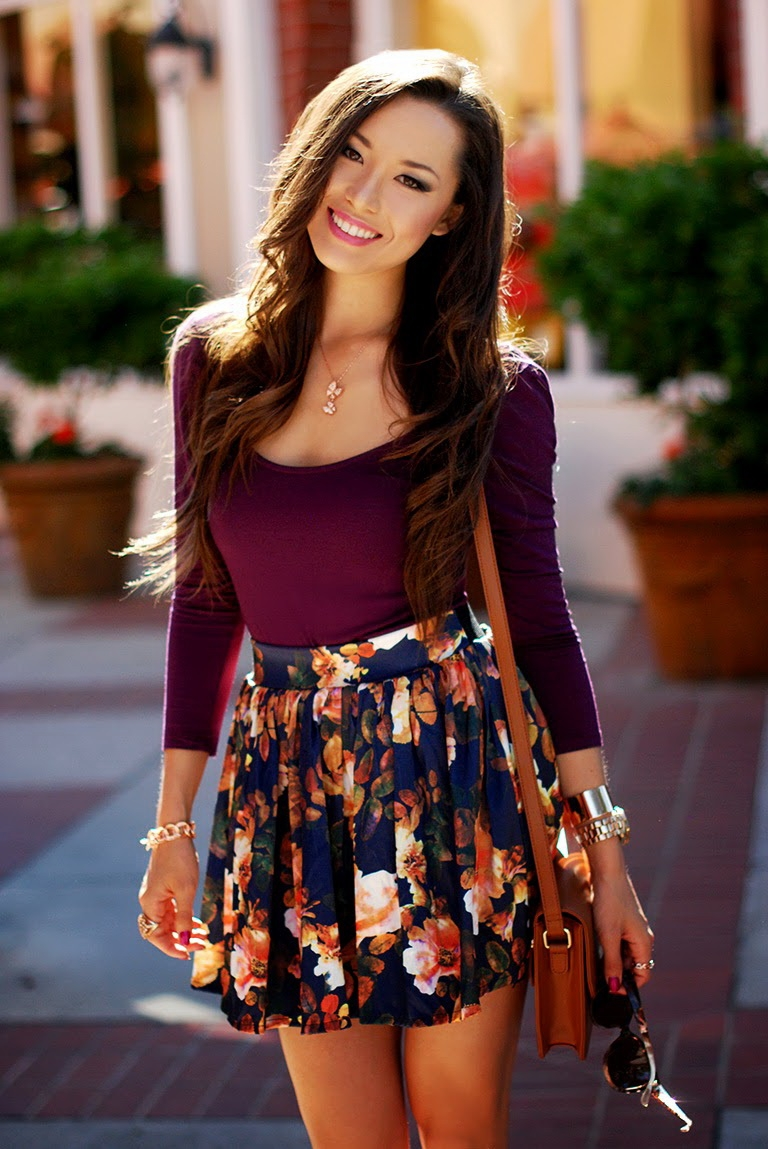 right ways to wear mini skirts street style inspiration