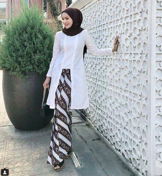 siap tampil cantik dengan inspirasi ootd kondangan hijab 1