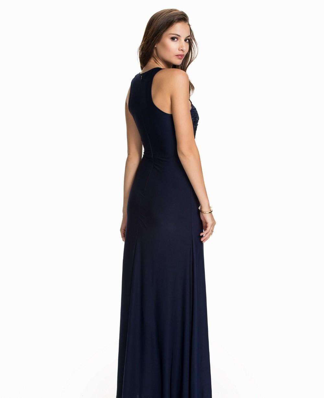 simple long dress gambar model gaun satin long dress long