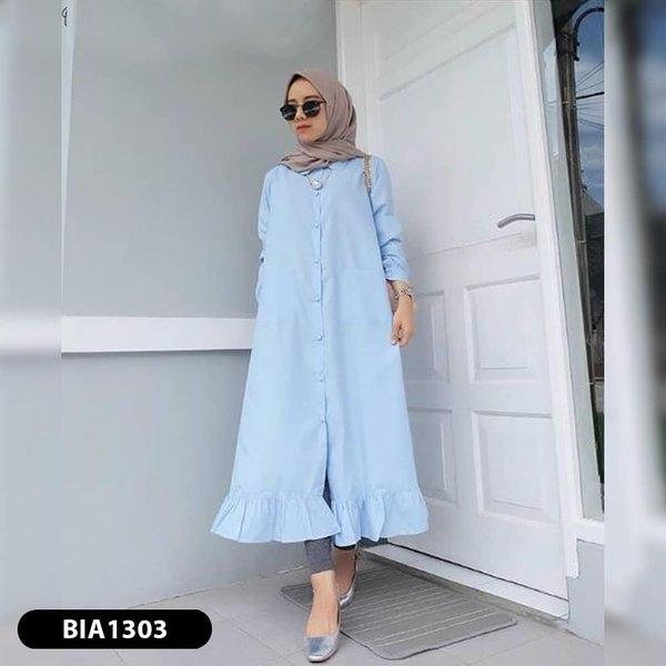 38 inspirasi modis baju wanita hijab kekinian