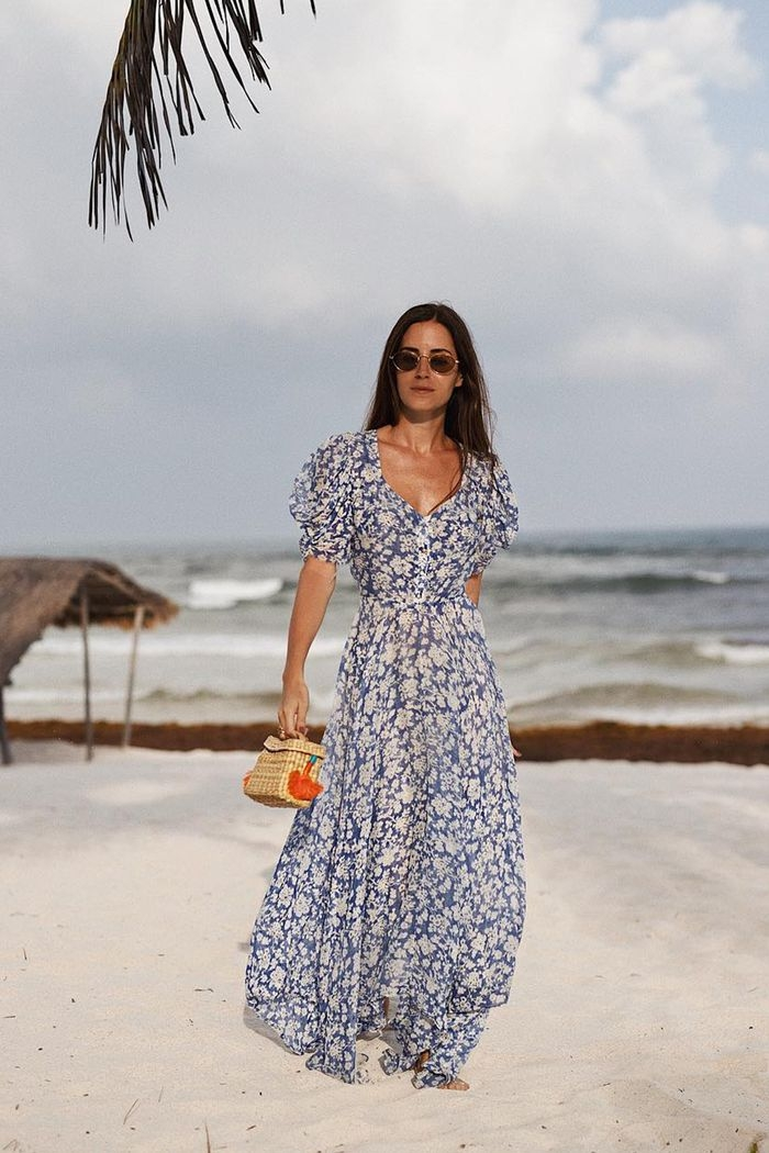 best beach dresses shop the coolest summer frocks here