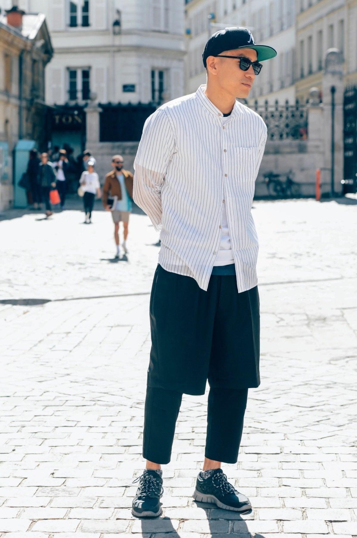 best dressed men street style tommy ton vogue