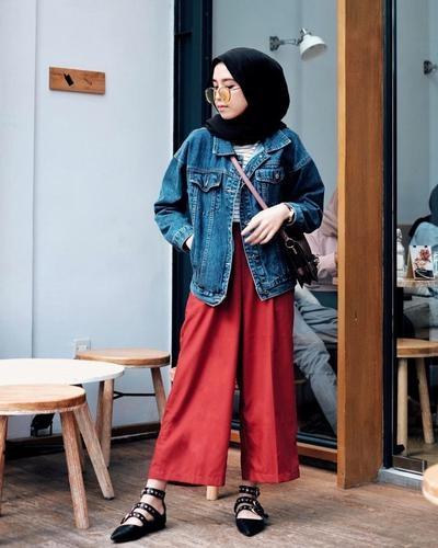 bosan dengan jeans lihat inspirasi padu padan celana
