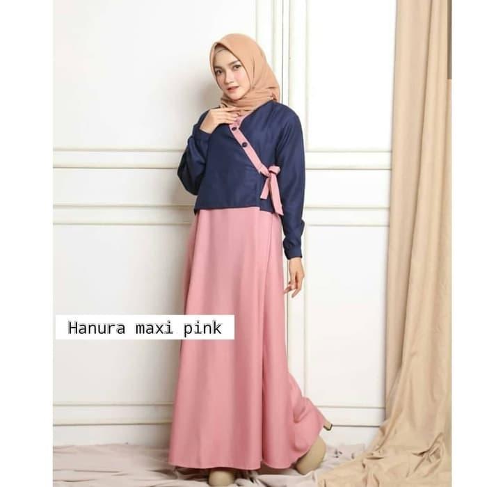 gambar baju muslim remaja kekinian juwitala