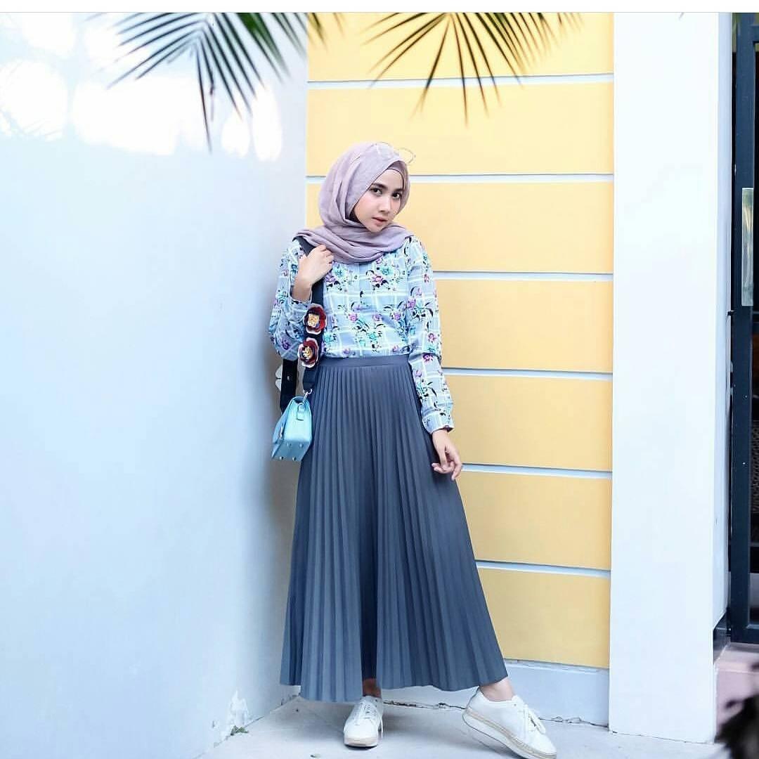 gaya remaja hijabers kekinian hijabfest