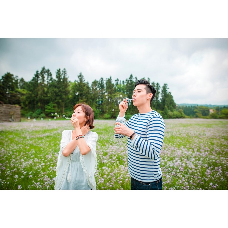 jeju pre wedding outdoor photography services