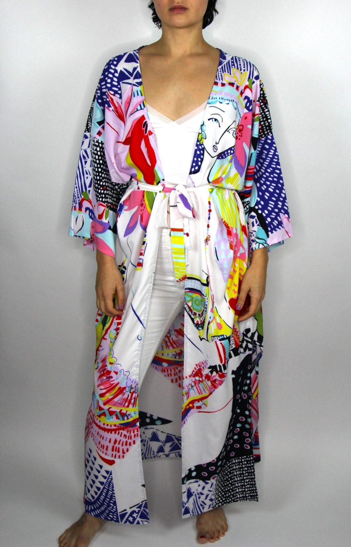 kimono robe long kimono japanese kimono kimono dress