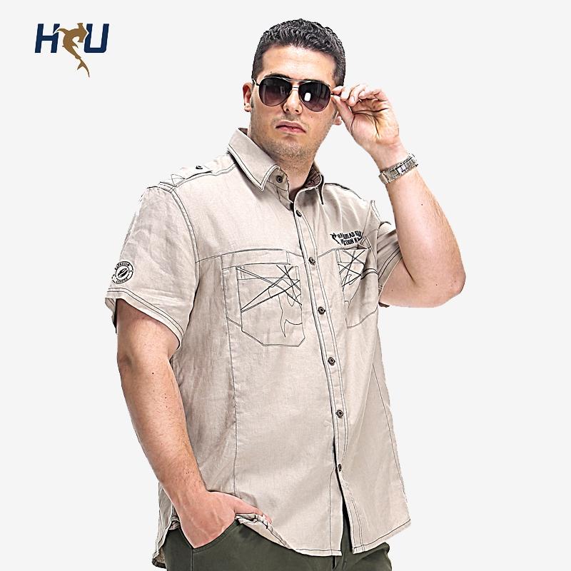 mens big and tall short sleeve shirts100 linen casual