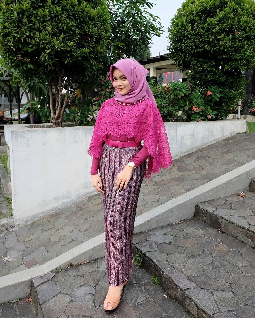 model baju kondangan tanpa hijab inspirasi baju