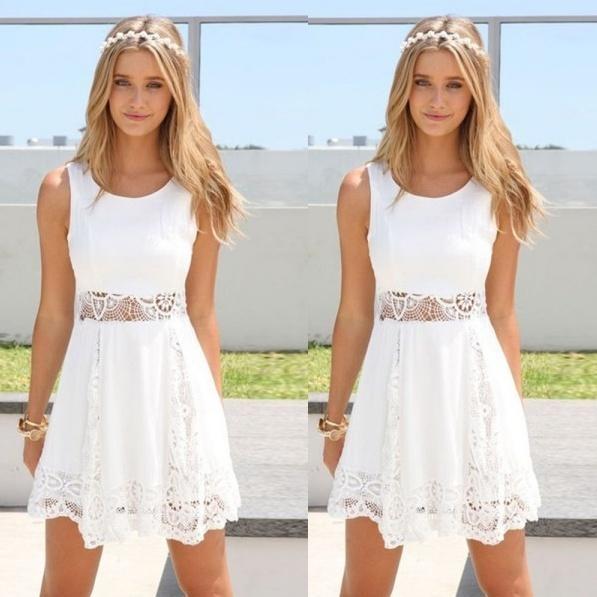 new summer outfits dress teen fashion cute dress lady