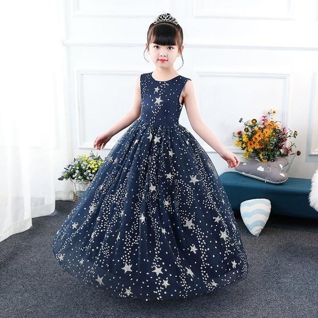 party wear dresses for girls children evening dress