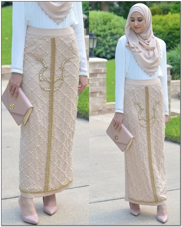 style baju hijab untuk kondangan contoh contoh style