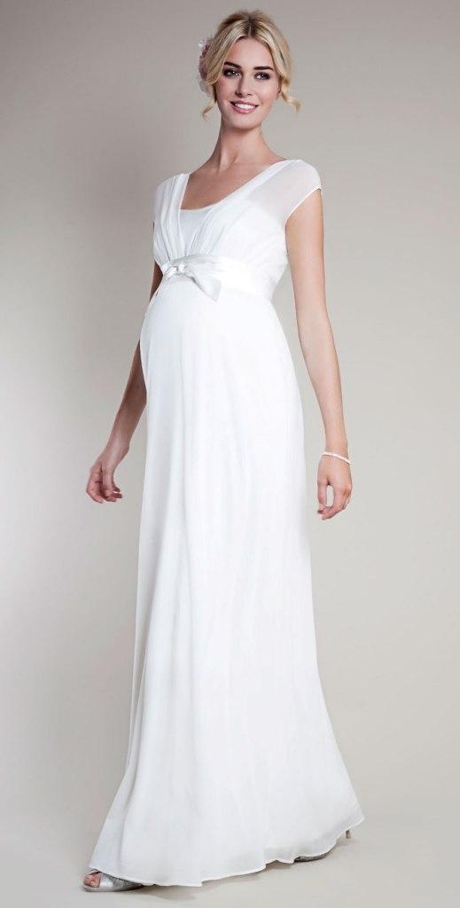 white maternity maxi dress dressedupgirl