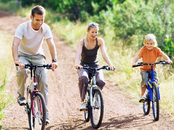 8 manfaat bersepeda bagi kesehatan tubuh