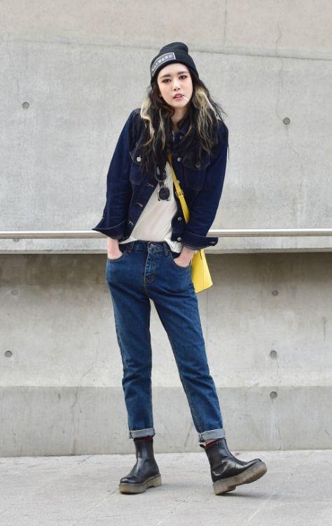 fall winter fashion style tomboy chic outfits tomboy 1