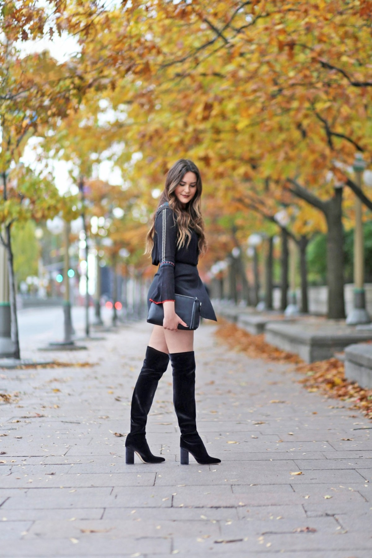 how to style otk boots for warmer weather mash elle