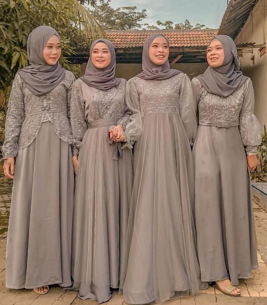 model baju seragam nikahan 5 inspirasi model seragam