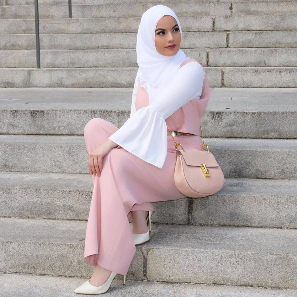 pastel favorites all the ways to wear pink hijab