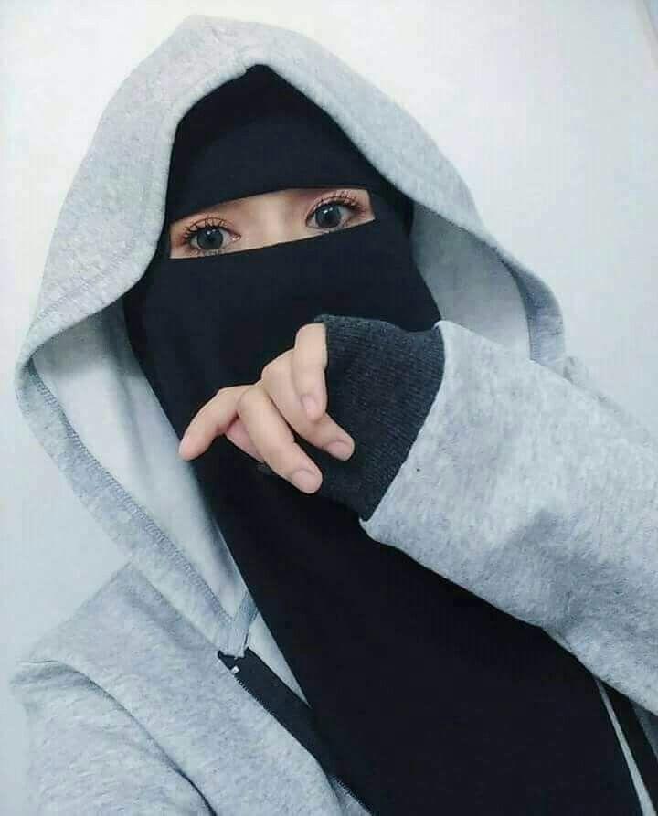 pin oleh aldila kinarrosa di niqab mode abaya wanita