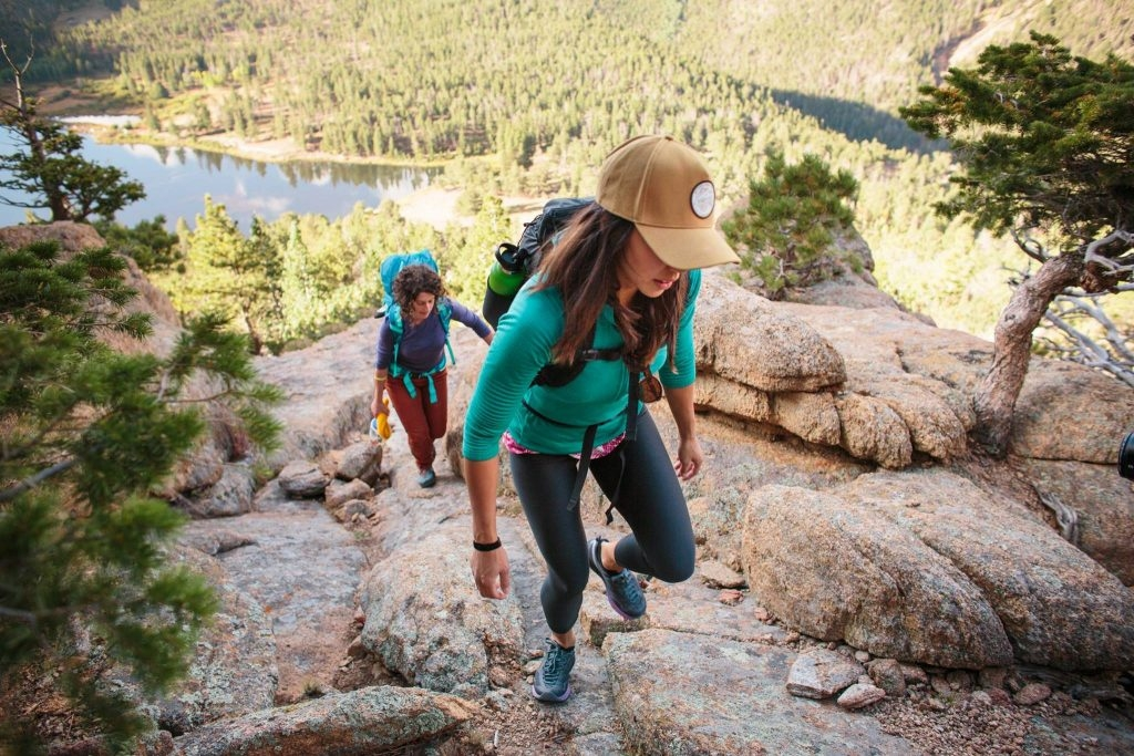 rei launches national campaign to get women and girls outdoors