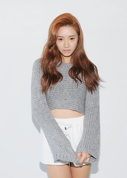 stylenanda mini crop knit top kstylick latest korean