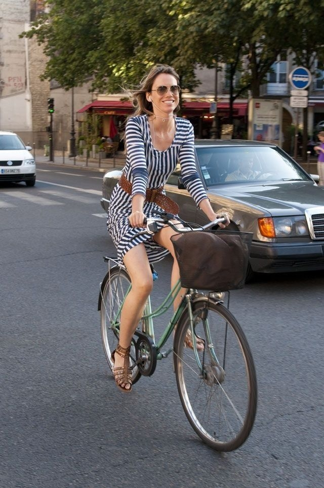 to see more ladies and bicycles check httpsmewe