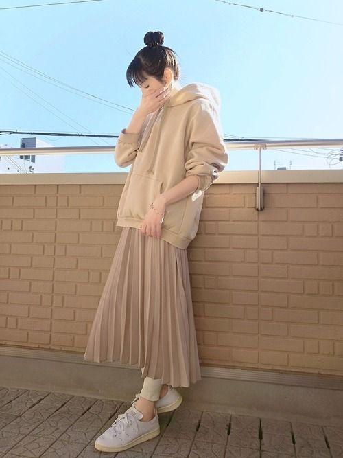 5 cara cewek korea memaksimalkan penampilan dengan rok
