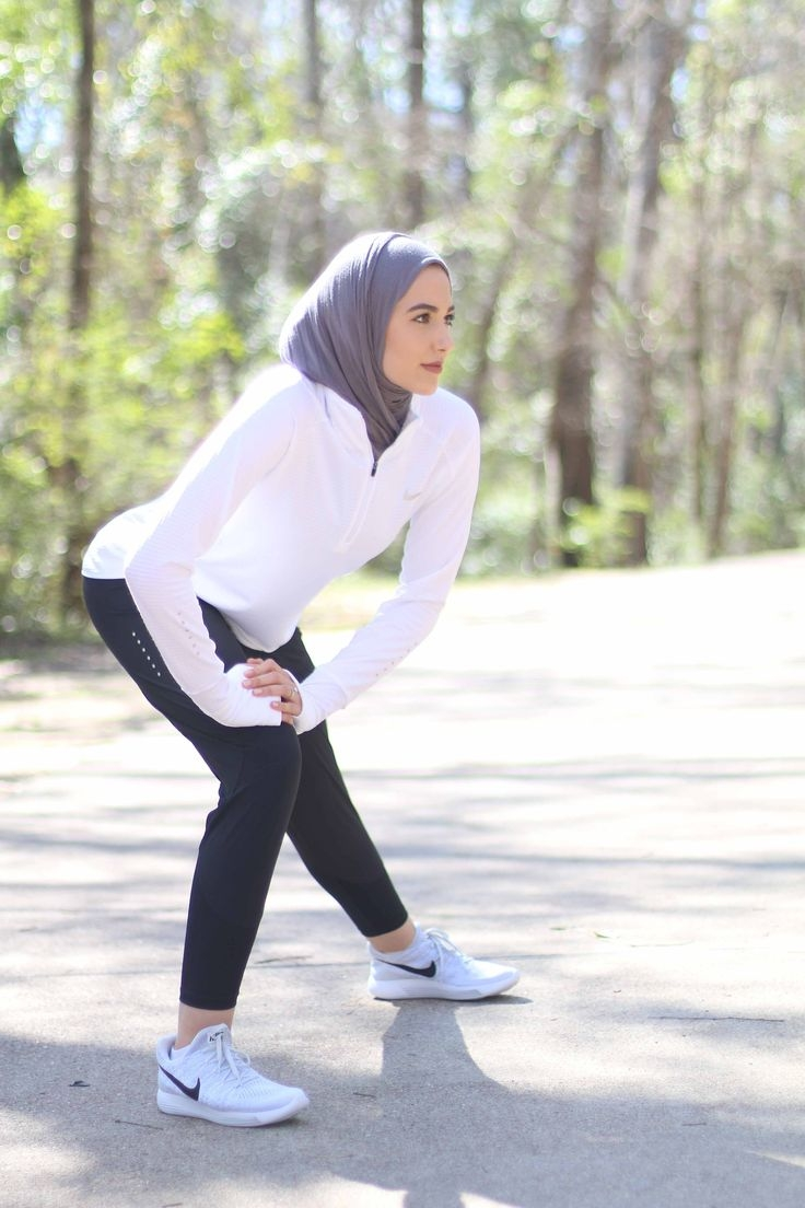 52 best hijab sportswear images on pinterest athletic