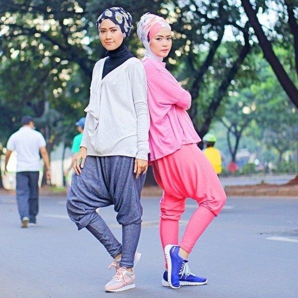 7 tips busana hijab untuk olahraga ini bisa jadi panduan