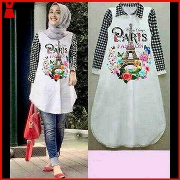 bj2236 baju tunik wanita modis dan modern style cantik