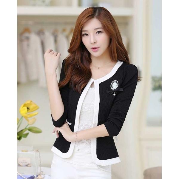 blazer wanita korea t2186 moro fashion