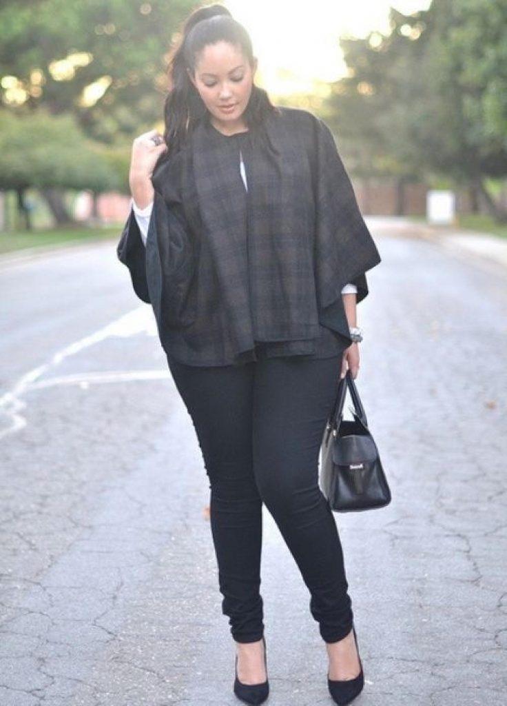 fashion untuk wanita gemuk yang kekinian masta cie